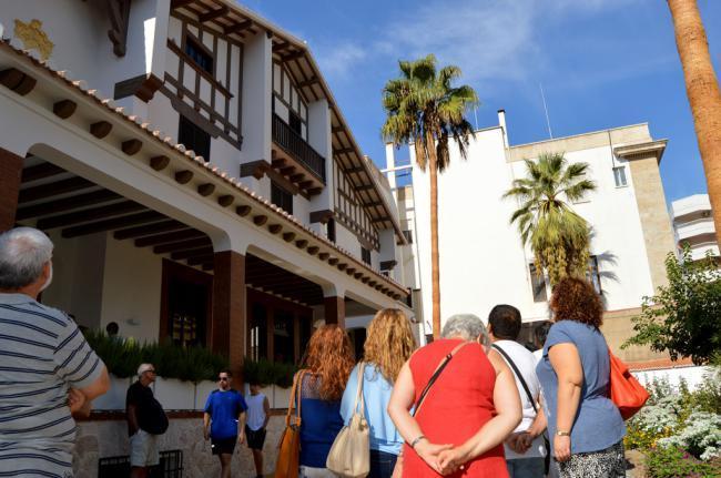 Tres espacios museísticos protagonizan las visitas guiadas del fin de semana
