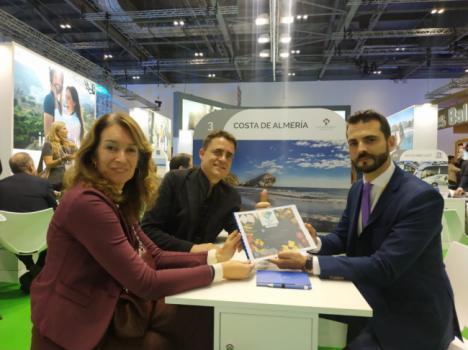Almería 2019 se da a conocer en la 'World Travel Market'