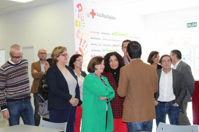 Cruz Roja atendió en 2017 a 69.441 personas en la provincia de Almería