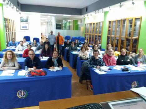 CSIF celebra el Día del Celador de modo reivindicativo