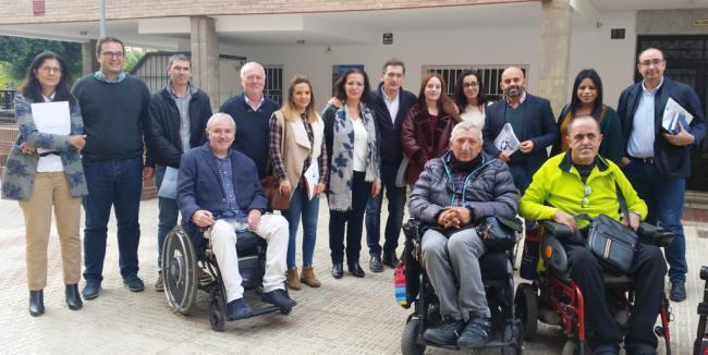 El PSOE destaca el papel de los centros especiales de empleo