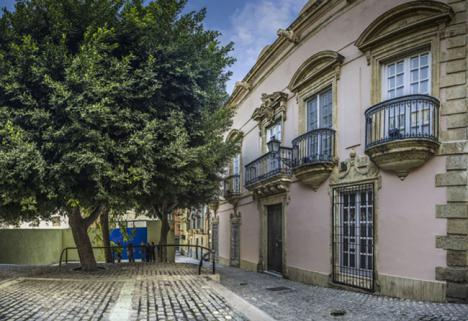 Plazas y panorámicas de Almería, en las visitas guiadas de este fin de semana