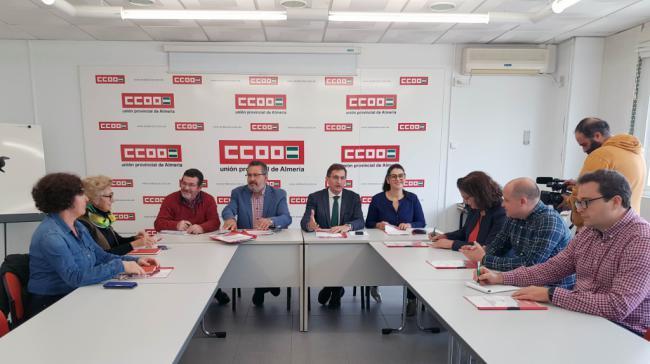 El PSOE pone en valor los 81 millones que la Junta ha destinado a planes de empleo