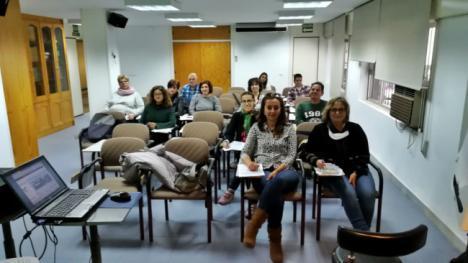 La Junta imparte formación en prevención de riesgos laborales a delegados sindicales de Almería