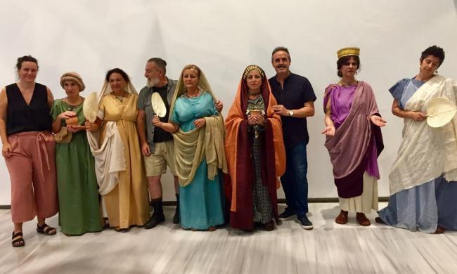 El Museo de Almería acoge la exposición 'Las edades de las mujeres iberas'