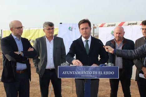 Arrancan las obras de la planta de Frutilados que abrirá en 2019 para restos vegetales