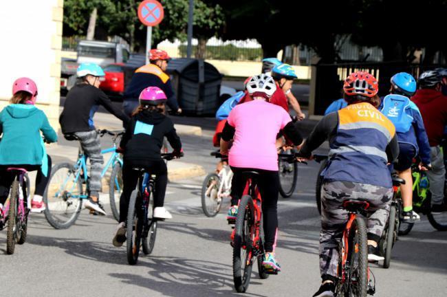 Día de la Bicicleta en Santa María del Águila