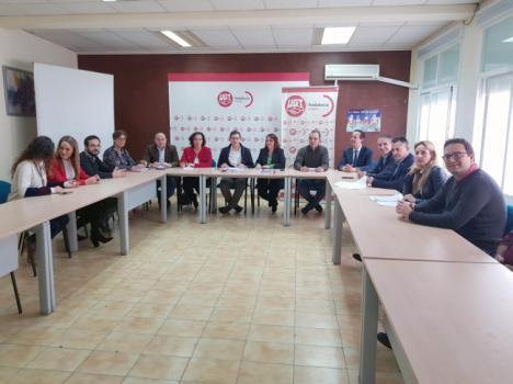 El PSOE dice que reducirá el desempleo en Andalucía nueve puntos