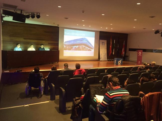 Guadalinfo Almería explica la Oficina Virtual del SAE y Salud Responde