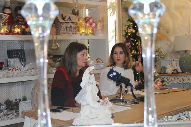 La Navidad en El Ejido brillará más que nunca con 675.000 puntos de luz