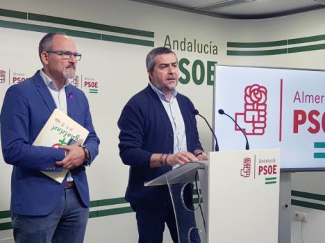 El PSOE denuncia que La Mojonera se queda sin 728.000 euros de la Diputación