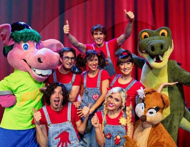 Últimas entradas para la doble sesión con los divertidos 'Cantajuego'
