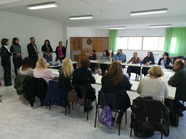 15 desempleados de Almería y el Bajo Andarax se forman en atención sociosanitaria
