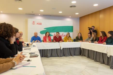 """El PSOE dice ser el partido """"más comprometido con Almería"""""""
