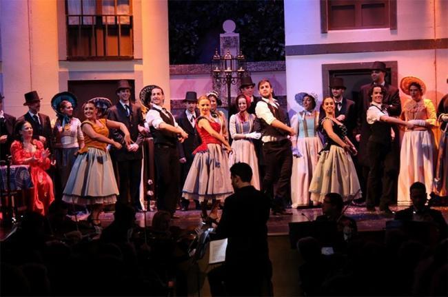 'Doña Francisquita', un clásico de la zarzuela, llega al Auditorio Maestro Padilla