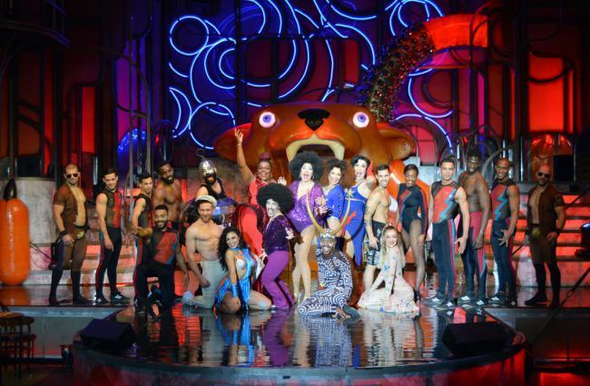 'The Hole Zero' trae a Almería la magia de la histórica discoteca 'Studio 54'