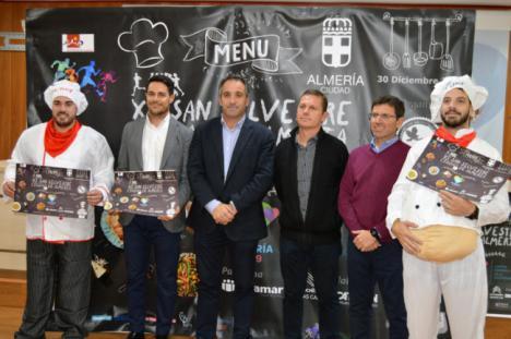 Almería dedica a la gastronomía la 11º San Silvestre