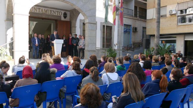 El Ayuntamiento de Adra rinde homenaje a la Constitución en su 40 aniversario
