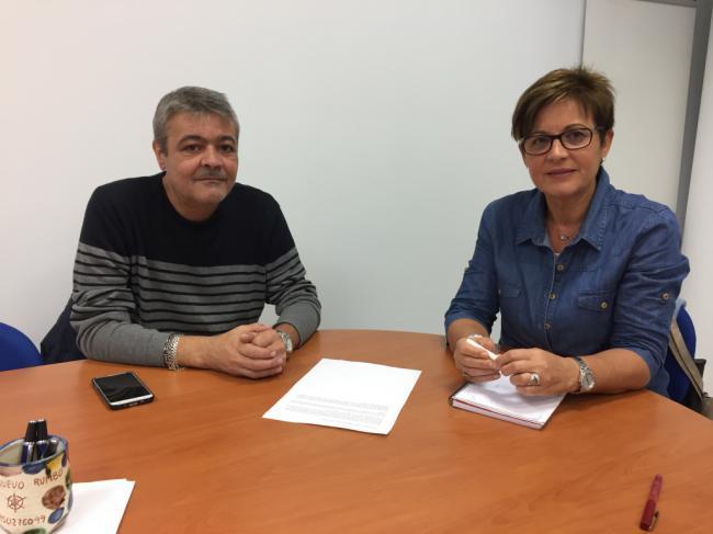 Valverde urge a atender la petición de unificar en la primera planta la venta de fresco