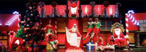 Musical para toda la familia con '¡Vaya Santa Claus!' en el Auditorio Maestro Padilla