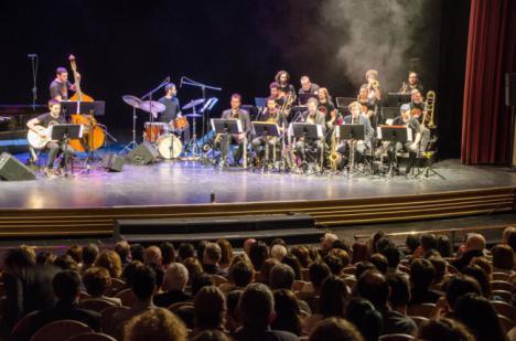 La Big Band Clasijazz estrena 'Iberiana', una suite inspirada en la obra de Isaac Albéniz