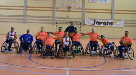Cludemi logra un meritorio segundo puesto en la Copa Andaluza de Baloncesto en Silla de Ruedas