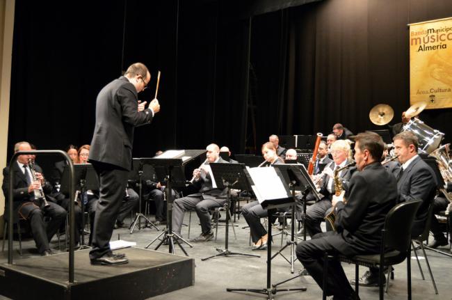 Último concierto matinal del año para la Banda Municipal