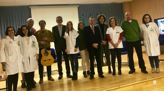 El Hospital La Inmaculada acoge la I Jornada de Participación Ciudadana