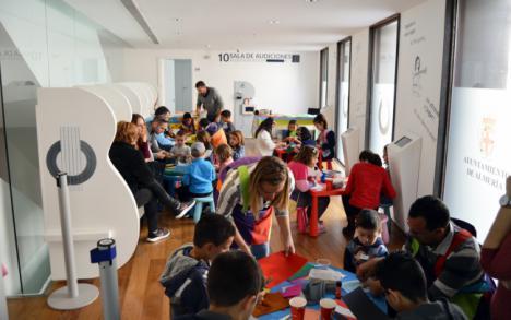 Los museos municipales intensifican sus propuestas antes del día de Navidad