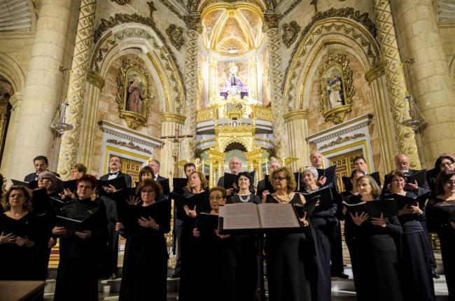 Concierto de Navidad de la Banda Municipal de Música y la Coral Emilio Carrión