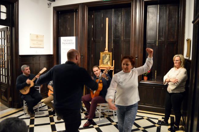 La tradición navideña de Almería llena de música el Museo Doña Pakyta