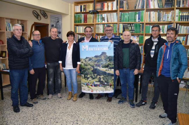 Más de 40.000 alumnos la Escuela de Montañismo a lo largo de sus 28 años