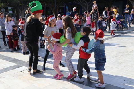 Navidad infantil en El Ejido