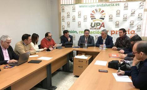 Rodrigo Sánchez recuerda que la extrema derecha europea quiere eliminar la PAC