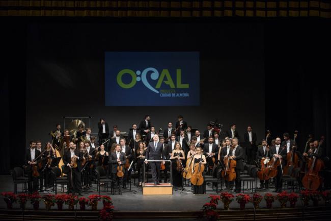El concierto de Año Nuevo de la OCAL dará la bienvenida a la capitalidad gastronómica