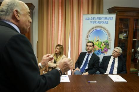 """Hacer de Almería """"la capital mundial de la dieta mediterránea"""""""