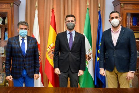 PP y Ciudadanos cierran el acuerdo de Presupuestos para 2021 en Almería