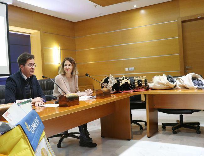 El Ayuntamiento de El Ejido informa de la composición de los caramelos de los Reyes