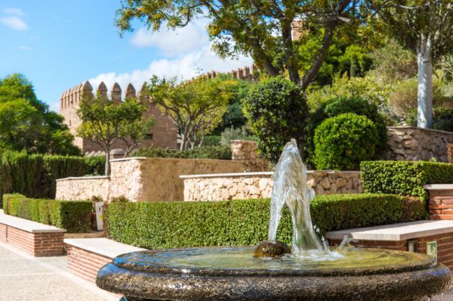 El Rey Mago Gaspar enseñará la Alcazaba a los niños el 5 de enero