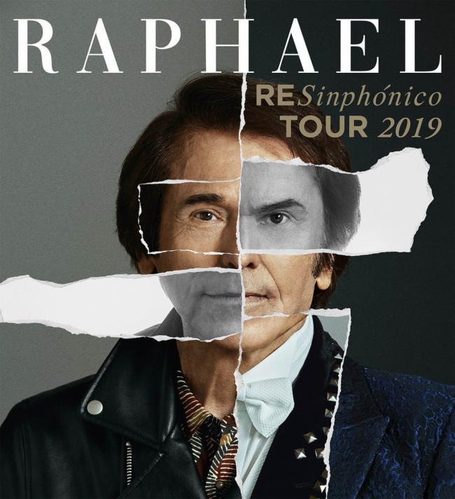 A la venta las entradas para el concierto de Raphael con la OCAL