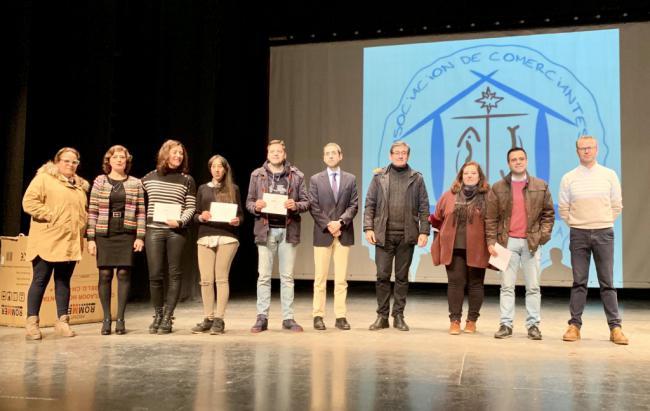 Comerciantes de Adra reparte 3.000 euros en su Sorteo Estrella