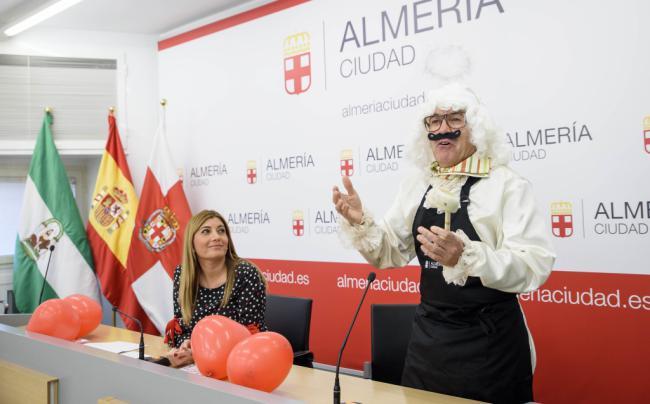 Las visitas guiadas quieren mostrar una Almería visitable todo el año