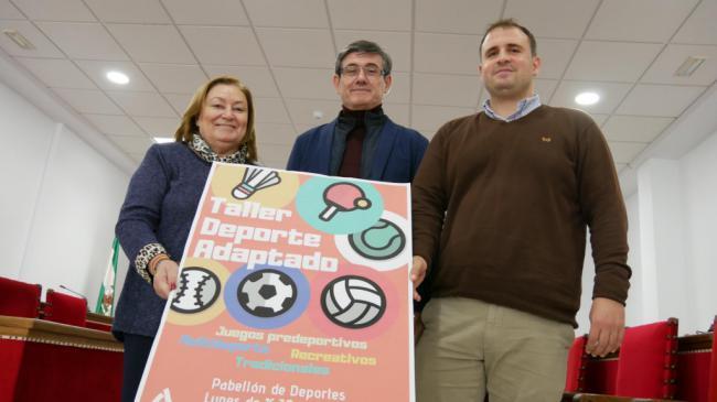 Ayuntamiento de Adra impulsa un Taller de Deporte Adaptado para niños con diversidad