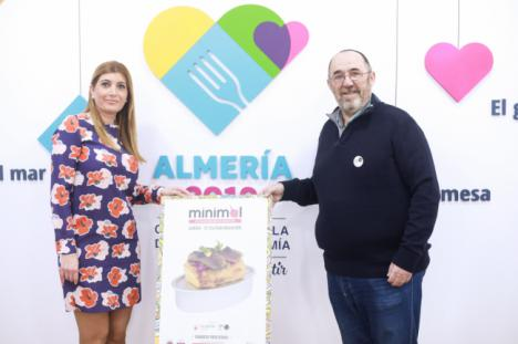 Pinchos y tapas de toda España en 'Minimal Almería 2019'
