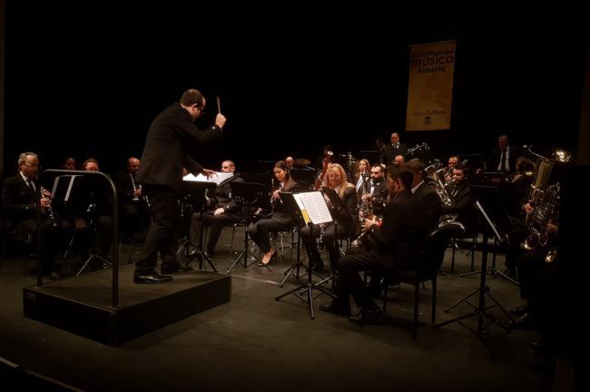 La Banda Municipal de Música ofrece su primer concierto del año en el Apolo