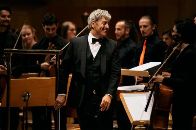 Alfonso Maribona, nuevo director de la Banda Municipal de Almería