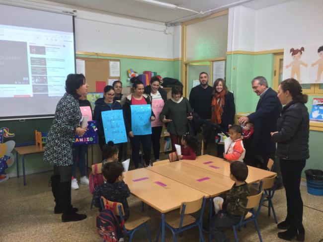 CEIP Ave María del Quemadero celebra el Día de la Paz con actividades de convivencia
