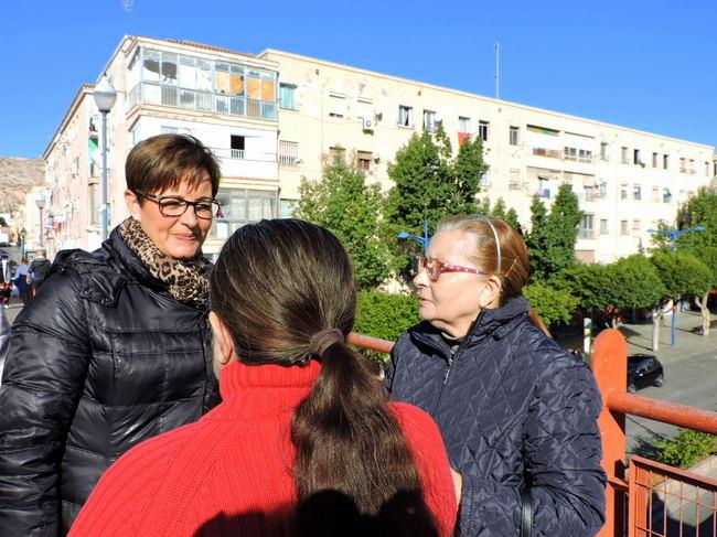 El PSOE plantea ayudas para rehabilitar viviendas de familias con ingresos mínimos