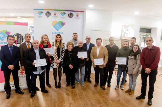 Almería 2019 y Ashal promueven la dieta mediterránea con las I Jornadas Saludables
