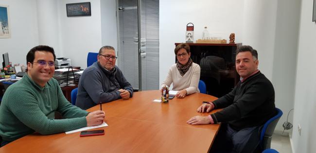 El PSOE quiere revitalizar las fiestas de barrio con los feriantes almerienses
